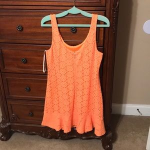 Lilly Pulitzer Dresses - Crochet dress